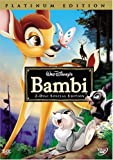 Bambi [DVD] [Region 1] [US Import] [NTSC]