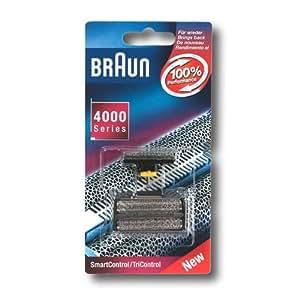 Braun Replacement Foil & Cutter - 30B, SmartControl, TriControl - 4000 series