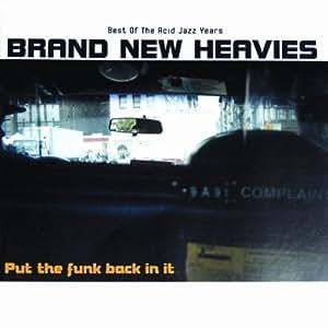 Put the Funk Back in It