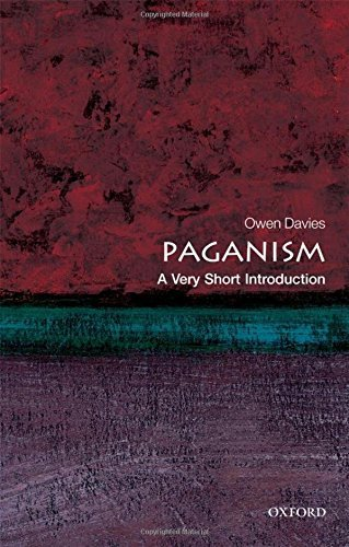 Paganism: A Very Short Introduction by Owen Davies (2011-05-26)