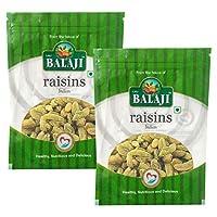 Balaji Green Indian Raisins/Kishmish 400Gm