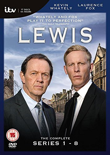 Lewis: The Complete Series 1-8 [17 DVDs] [UK Import]