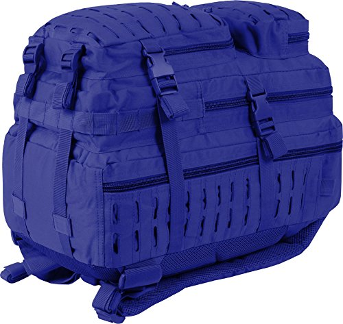 US Laser Tec Assault Rucksack Navy