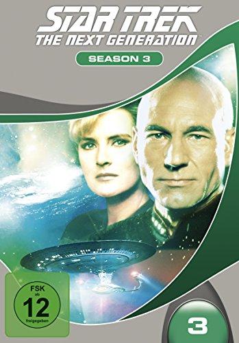 Next-generation-serie (Star Trek - The Next Generation: Season 3 [7 DVDs])