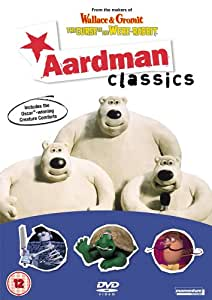 Aardman Classics [DVD]