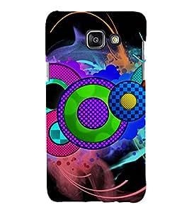 Print Masti Designer Back Case Cover for Samsung Galaxy A5 (6) 2016 :: Samsung Galaxy A5 2016 Duos :: Samsung Galaxy A5 2016 A510F A510M A510Fd A5100 A510Y :: Samsung Galaxy A5 A510 2016 Edition (Star Spark Instrument Vi)