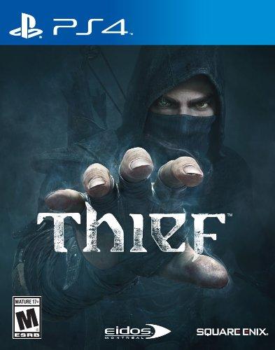 Square Enix Thief PS4 - Juego (PlayStation 4, RP (Clasificación pendiente), 28.02.2014)