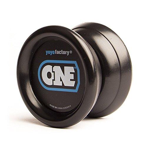 Yo yo factory - yoyo one, colore: nero