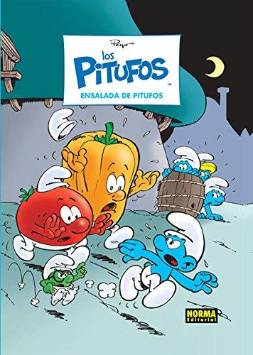 Pitufos, Los 25 - Ensalada De Pitufos