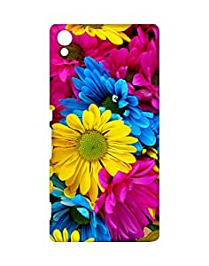 Mobifry Back case cover for Sony Xperia Z4 Mobile ( Printed design)