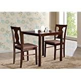 HomeTown Artois Solid Wood Dinning Utilities in Antique Cherry Colour