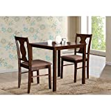 #2: HomeTown Rubber Artois 2 Seater Dining Set