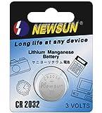 VARTA Professional CR2032 Lithium-Batterie 3Volt Typ CR 2032 (20 Stück)