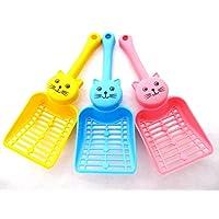 ZPP-Materiali di consumo di Pet pulire bellezza qualità PP testa di gatto lettiera di gatto pala pulizia richiesta