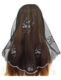 ANNA velo Capilla Católica Veil Mantilla de encaje español Medium–aediina
