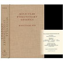 Molecular Evolutionary Genetics by Masatoshi Nei (1987-02-01)