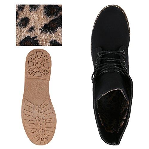 napoli-fashion , bottines classiques femme Schwarz