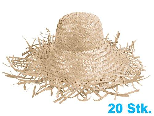 set-di-20-cappelli-di-paglia-in-bianco-sh-21-pagliette-in-stile-hawaii-unisex-in-paglia-accessorio-c