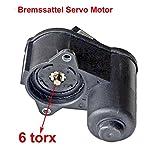 3 C0998281 a Bremssattel Servomotor 6-Kant 6 TORX