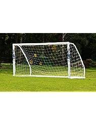 FORZA Match - 2,4 x 1,2 m wetterfestes Fußballtor. Neu: auch mit abnehmbarer Torwand bestellbar! [Net World Sports]