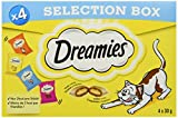 Dreamies Klassiker Katzensnack Selection Box mit