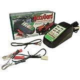 RocwooD Universal-Ladegerät (12 V) für Aufsitzmäher / Rasentraktor