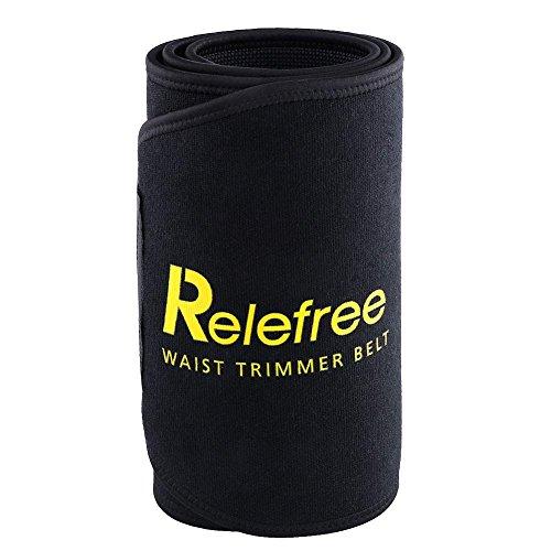 Relefree -Neopreno Reductora Peso Ajustable Adelgazar para la barriga y abdomen/ Espalda / Lumbar
