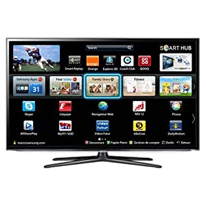 samsung ue55es6300 tv lcd 55 138 cm led hd tv 1080p 3d. Black Bedroom Furniture Sets. Home Design Ideas
