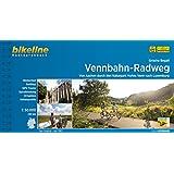 Vennbahn-Radweg: Von Aachen durch den Naturpark Hohes Venn nach Luxemburg, 240 km, wetterfest/reißfest, GPS-Tracks-Download (Bikeline Radtourenbücher)