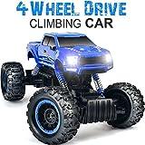 Double E RC Rock Crawler 4WD Dual Motors Rechargeable Télécommande Camion Off Road RC Voiture