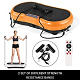 Storia Vibration Exercise Machine, Vibration Plate Weight Loss Vibrator Power Body Fit Massage