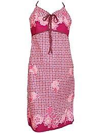 Ex Next Pink Floral Cotton Dress. Sizes 8 & 14