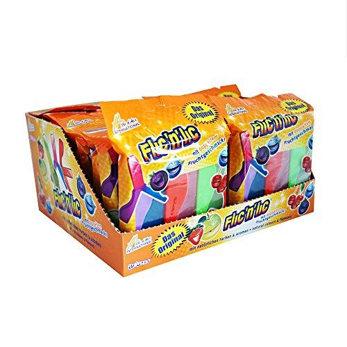 ausome Flic 'n' Lic, 10er Pack (10 x 42 g) (Tri-klappe)
