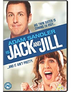 Jack and Jill (DVD + UV Copy) [2012] by Adam Sandler