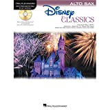 Alto Saxophone Play-Along: Disney Classics. Partitions, CD pour Saxophone Alto