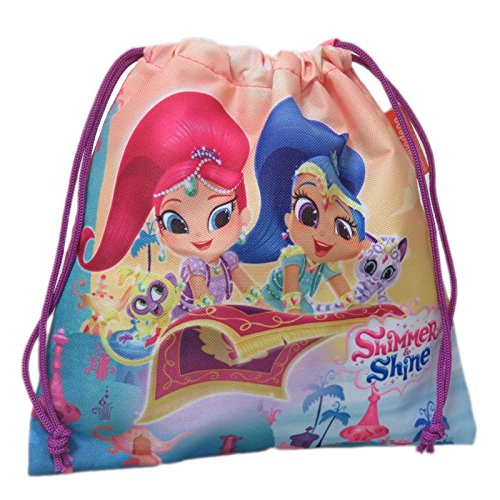 Shimmer and Shine-Schlafsack-Lunchtasche CYP Imports sc-01-ss