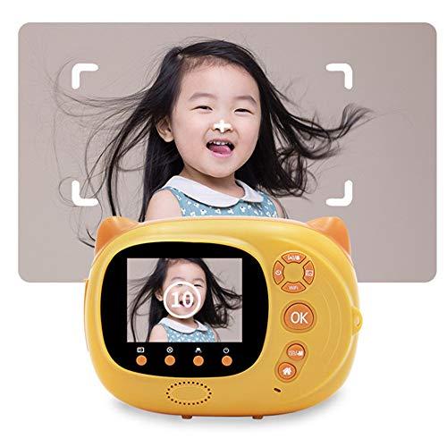 Mini Instant Kids Kamera mit benutzerdefinierte HD Digitale Kinder Camcorder für Jungen Mädchen Geschenke rosa