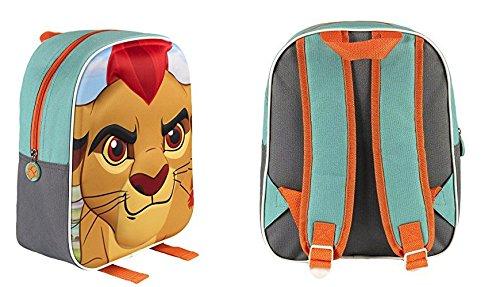 Imagen de takestop®   3d rey león simba disney bolsa 31cm escuela comedor guardería materna para niños niño bebé