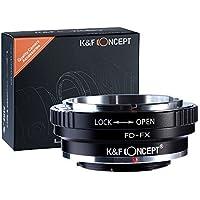 Canon FD Lenti a Fujifilm FX Mount Camera Adattatore, K&F Concept Lenti Mount Adattatore
