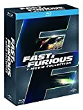 Fast And Furious - 7 Film Collection (7 Blu-Ray) [Italia] [Blu-ray]