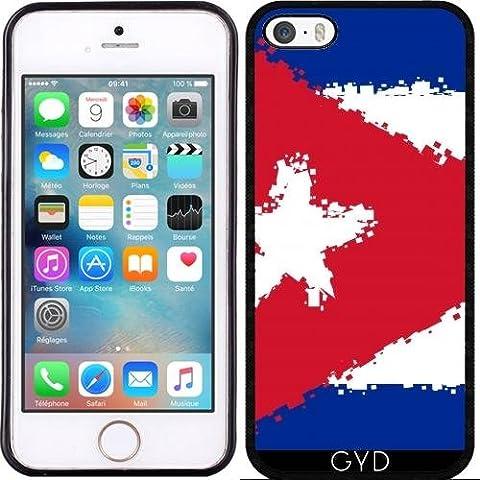 Hülle für Iphone SE - Kuba by Cadellin