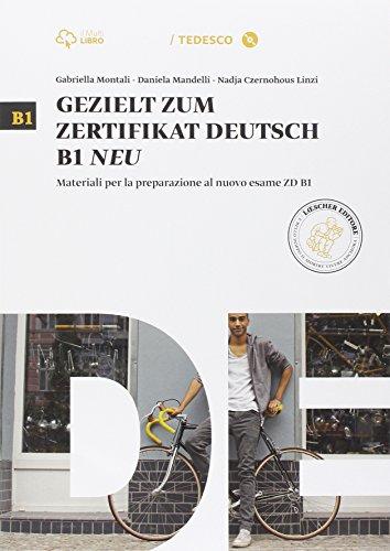 Gezielt zum ZD B1 neu. Per le Scuole superiori. Con e-book. Con espansione online
