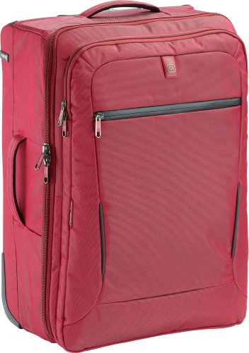 Valise taille M Go Travel Check-in 24 Framboise