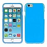 kwmobile Chic TPU silicone Case per Apple iPhone 6 / 6S (4.7) in Blu