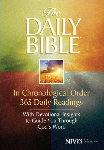 The Daily Bible (R) (NIV)