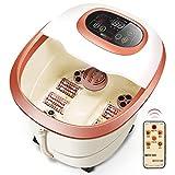 Hongsezuyupen Fuß Badewanne Automatische Elektrische Fußbad Massage Heizung Fußbad Fußbad Barrel