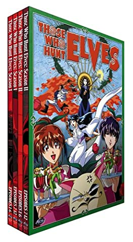 Those Who Hunt Elves: Complete Collection [Import USA Zone 1]