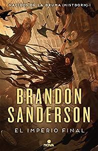 El imperio final par Brandon Sanderson