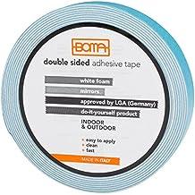 Boma b53183300010cinta adhesiva de doble cara para espejos, 15mm x 3mt