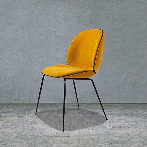 Xiaolin Chaise d'ordinateur de Loisirs de Style Industriel Nordique Simple de Mode créative de Chaise de Loisirs (Couleur : G-2)